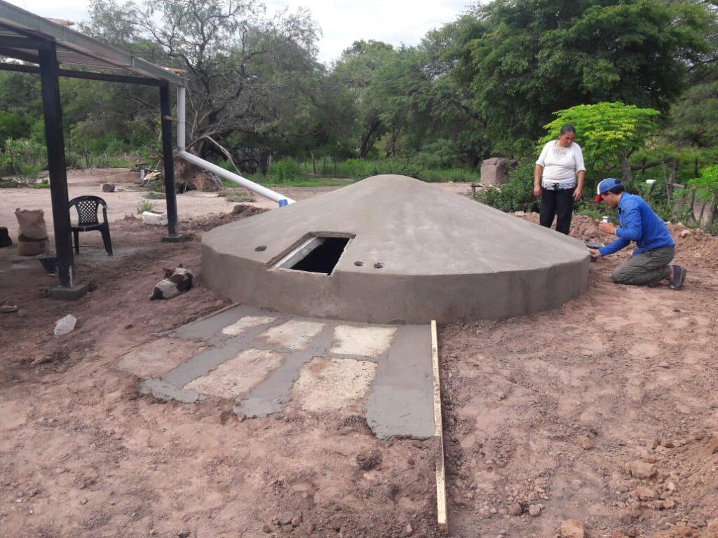 "Cisterna Comunidad ""La Peligrosa"""